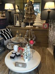 Demeure autrement, décoration Noël, Gouvieux